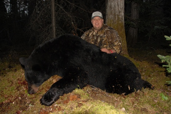 Collin Koehler's 2012 Black Bear