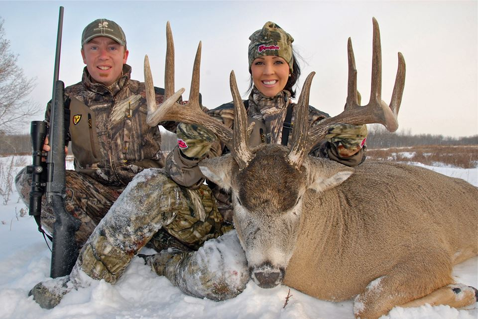 Kelsy's 2013 whitetail