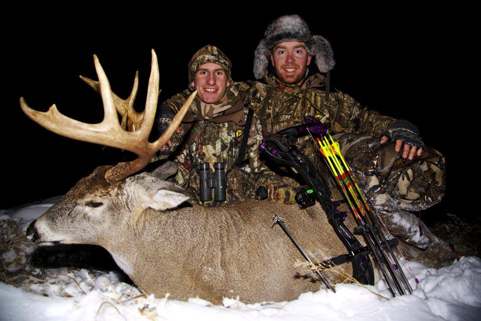 Matt Lingl's whitetail