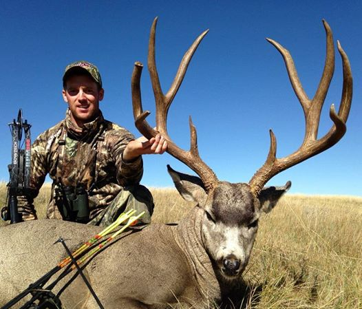 Shane Hunter's 2014 Archery Mule Deer