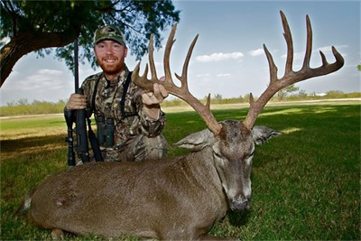 December 8th 2014, CODY'S SOUTH TEXAS WHITETAIL